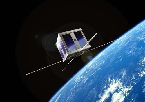 Уникальные кубические спутники