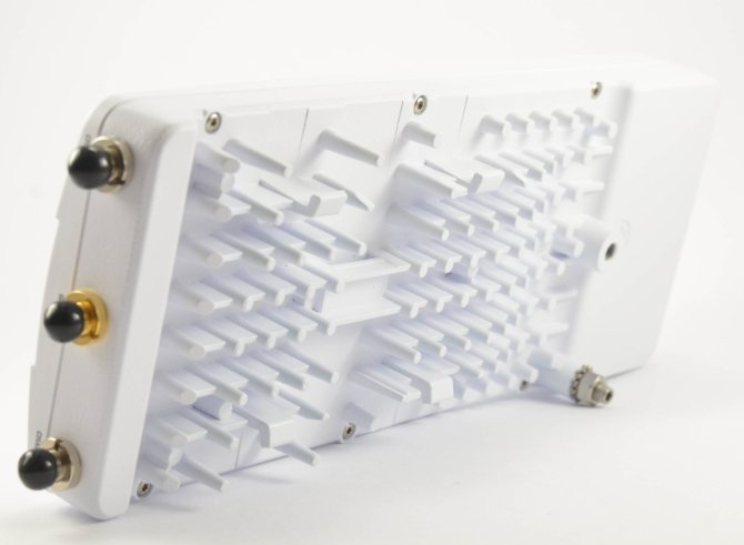 Задняя стенка airfiber 5x, металл