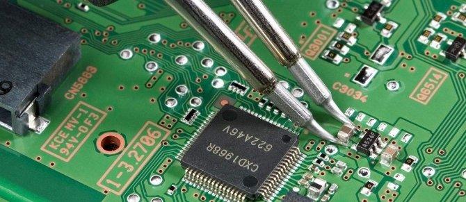 Ремонт сетевого оборудования