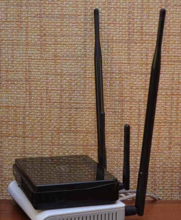 Антенна и дальность покрытия WiFi