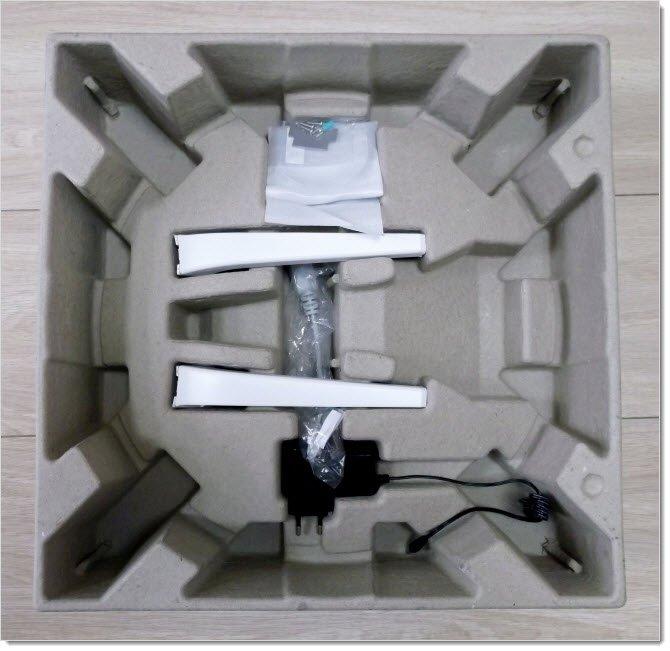 Распаковка MikroTik Light Head Grid 5