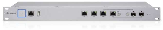 Ubiquiti UniFi Enterprise Security Gateway Router USG‑PRO‑4