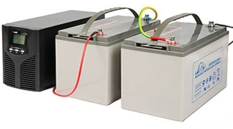 ИБП с возможностью подключения дополнительных батарей