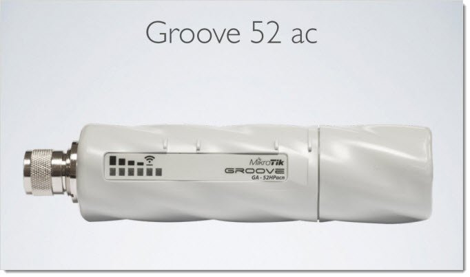 Groove 52 ac