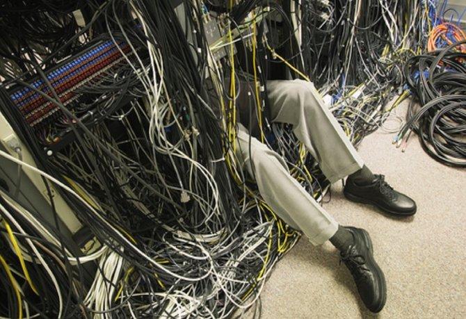 Как мы настраивали FTP сервер за MikroTik