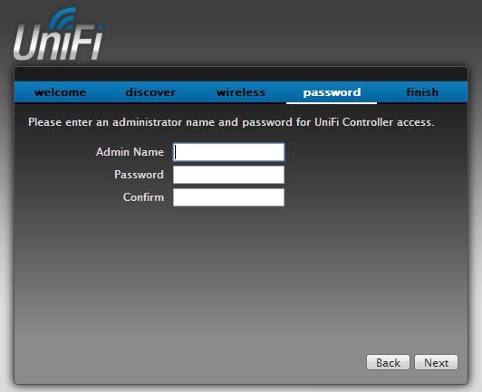 Скриншот настройки UniFi № 3