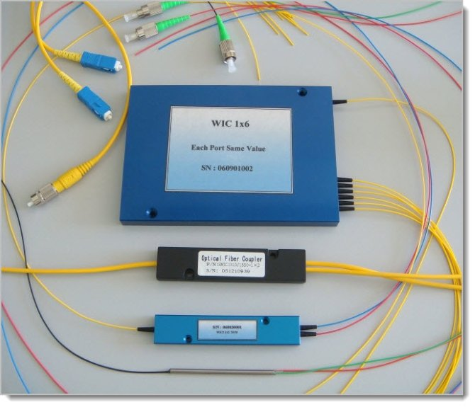 активное оптоволоконного оборудование:
