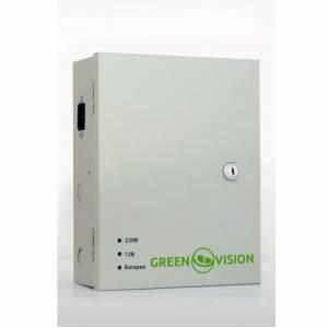 Green Vision Блок бесперебойного питания GV-UPS-H 1204-3A-B-L