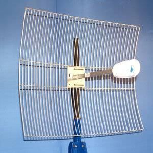 ASP 24 антенна сегментно-параболическая