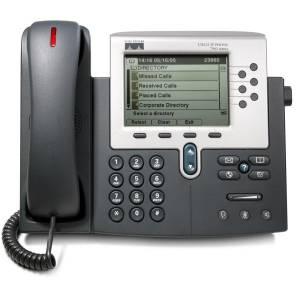 Б/у IP-телефон Cisco CP-7961G-GE