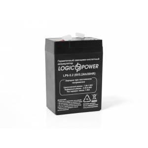 LogicPower LP6-5.2 AH аккумулятор