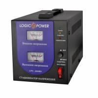 LogicPower LPH-2000RV (1400Вт) стабилизатор напряжения однофазный релейный
