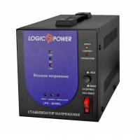 LogicPower LPH-2500RL (1750Вт) стабилизатор напряжения однофазный релейный