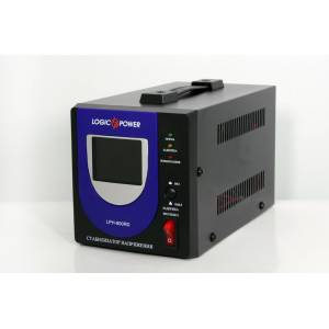 LogicPower LPH-800RD (560Вт) стабилизатор напряжения однофазный релейный