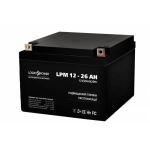 LogicPower LPM 12 - 26 AH аккумулятор