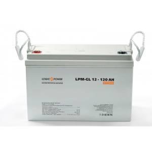 LogicPower LPM-GL 12 - 120 AH аккумулятор гелевый