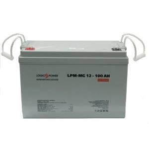 LogicPower LPM-MG 12 - 100 AH аккумулятор мультигелевый