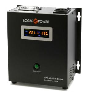 Logicpower LPY-W-PSW-500VA (350Вт) с правильной синусоидой