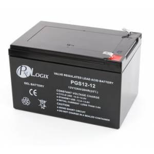 ProLogix 12в 12AH (GS12-12) аккумулятор гелевый для ИБП