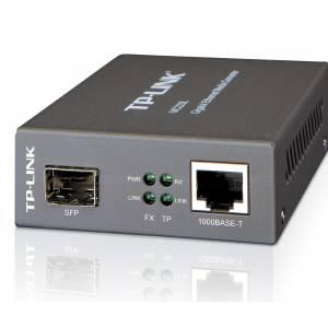 TP-LINK MC220L медиаконвертер