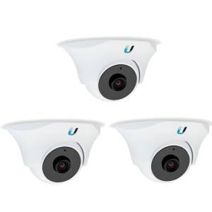 Ubiquiti UniFi Video Camera Dome (UVC-Dome) 3-pack