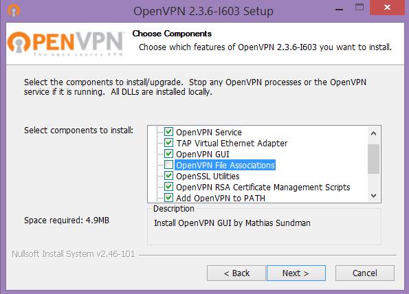 Установка OpenVPN для генерации сертификатов