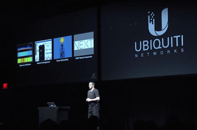 Новинки Ubiquiti октябрь 2015 Лас-Вегас