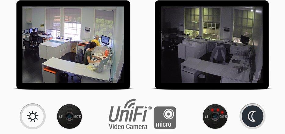 Свойства новой микрокамеры от Ubiquiti