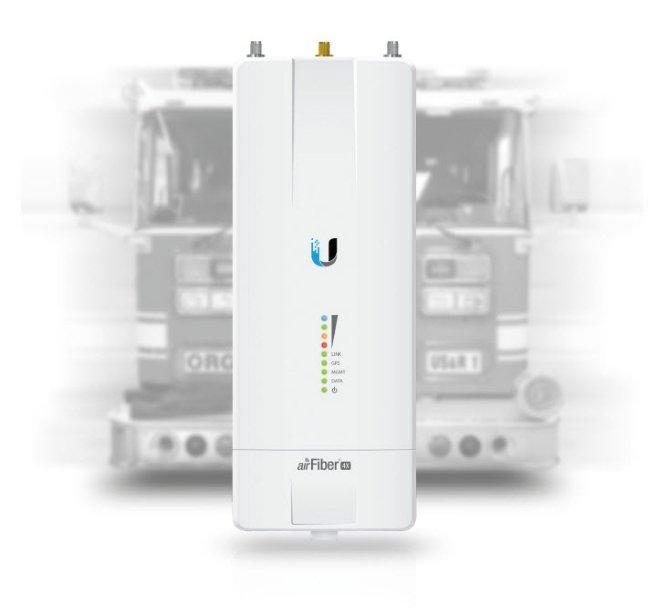 AirFiber 4X - для муниципальных сетей