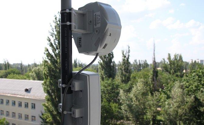 Дальность WiFi антенн MikroTik