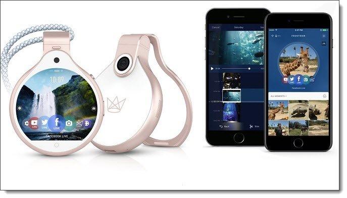 Мобильное приложение FrontRow