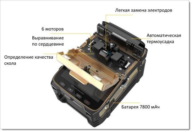 Signal Fire AI-8C - высокое качество сварки