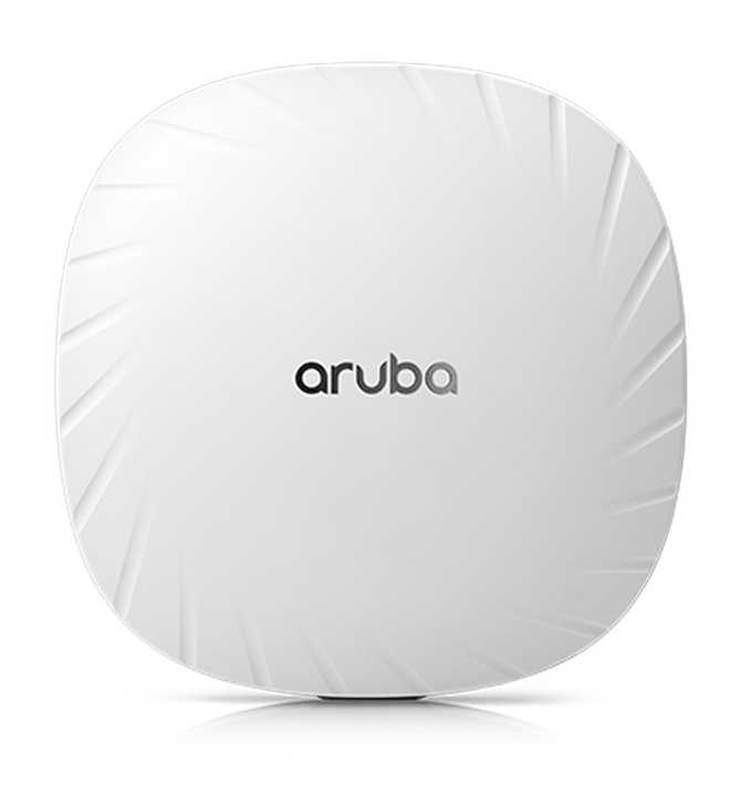 Aruba Mobile First Networks