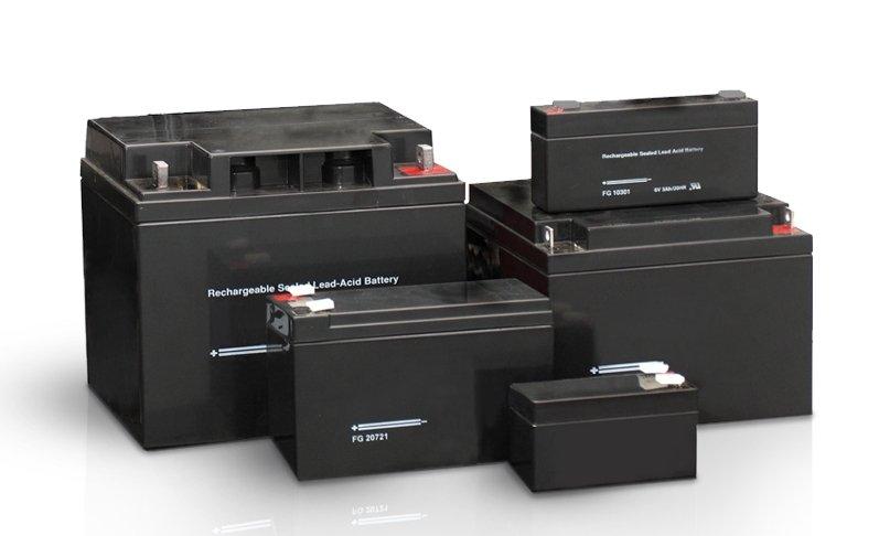 Виды аккумуляторов для ИБП