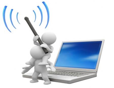Wi-Fi к ноутбуку на большое расстояние