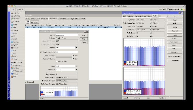 Тест MikroTik NetBox5 ac на 22 км
