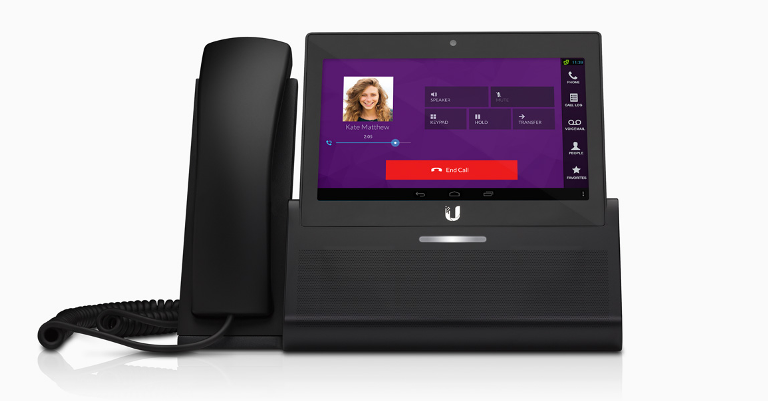 UniFi Executive VoIP Phone