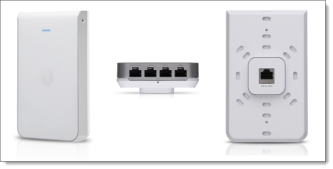 Ubiquiti UniFi In-Wall HD