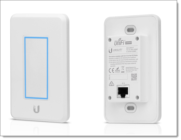 Ubiquiti UniFi LED Dimmer