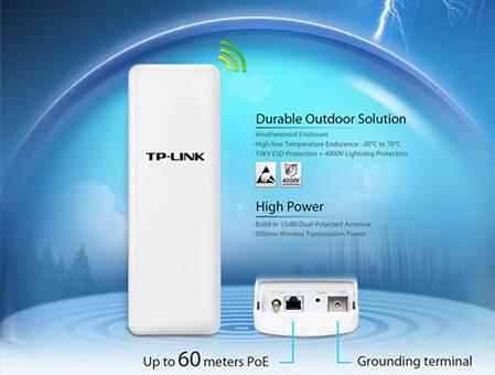 TP Link TL WA7510 N