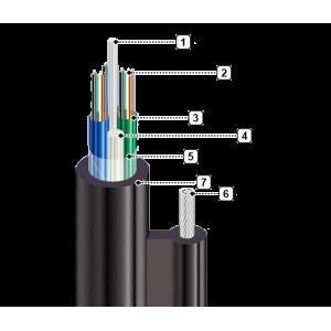 Кабель ОПт-4А4(1х4+2)-4,0