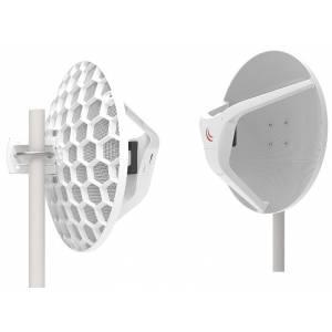 MikroTik LHG 60G (RBLHGG-60ad kitr2) Wireless Wire Dish