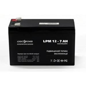LogicPower LPM 12 - 7,0 AH аккумулятор