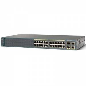 Коммутатор Cisco Catalyst 2960+24TC-S (WS-C2960+24TC-S)