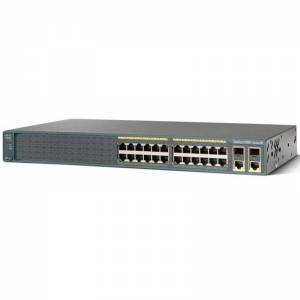 Коммутатор Cisco Catalyst 2960+24TC-S (WS-C2960+24TC-S)