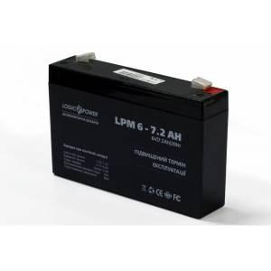 LogicPower LPM 6-7.2 AH аккумулятор