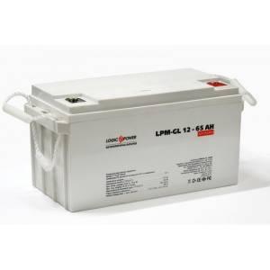 LogicPower LPM-GL 12 - 65 AH аккумулятор гелевый