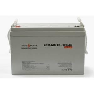 LogicPower LPM-MG 12 - 120 AH аккумулятор мультигелевый