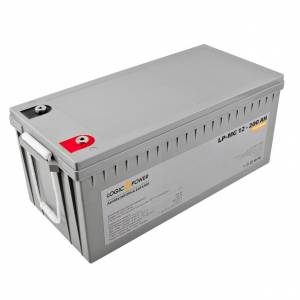 LogicPower LP-MG 12V 200AH аккумулятор мультигелевый