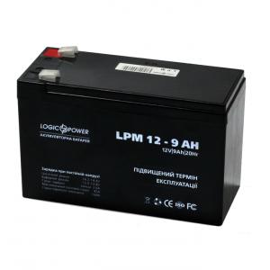 LogicPower LPM 12V 9.0AН аккумулятор
